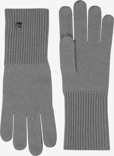 CODELLO Handschuhe in dunkelgrau, Produktansicht