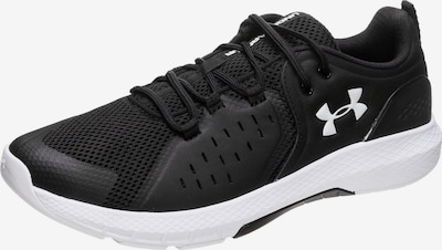 UNDER ARMOUR Sportschoen 'Charged Commit TR 2.0' in de kleur Zwart / Wit, Productweergave