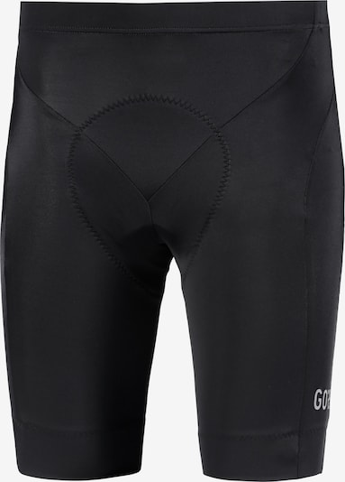 GORE WEAR Fahrradtights 'C3 KURZE TIGHTS+' in schwarz, Produktansicht