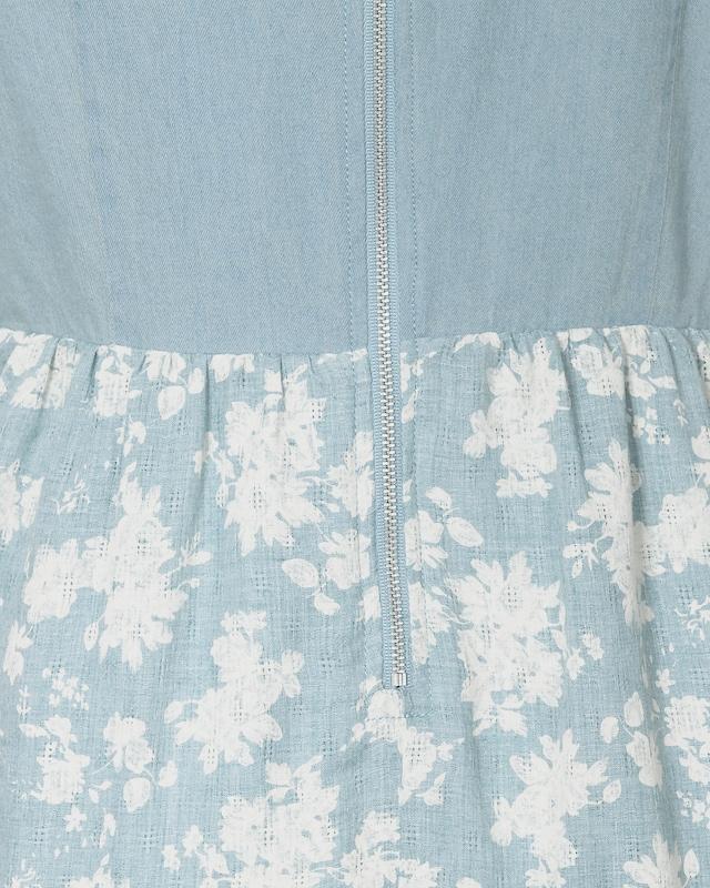 Kleid Esprit Hellblau By Edc Weiß wv0xAEFnq