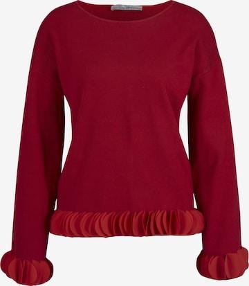 sarkans heine Džemperis