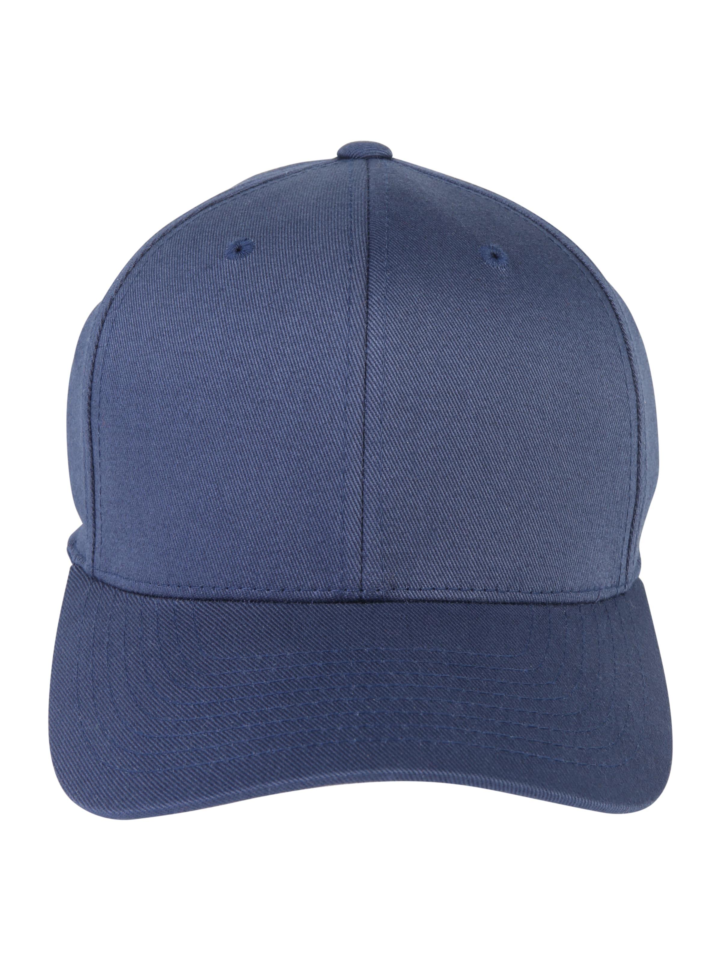 Flexfit Navy 'flexfit Cap Wooly In Combed' sdQxhrotCB