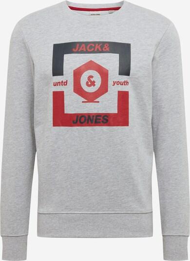 JACK & JONES Dressipluus 'JCOSTRONG' sinine / helehall / punane, Tootevaade