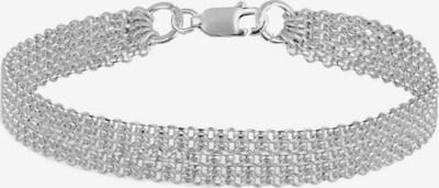 ELLI Armband, Basic Ketten, 5-lagig in silber, Produktansicht