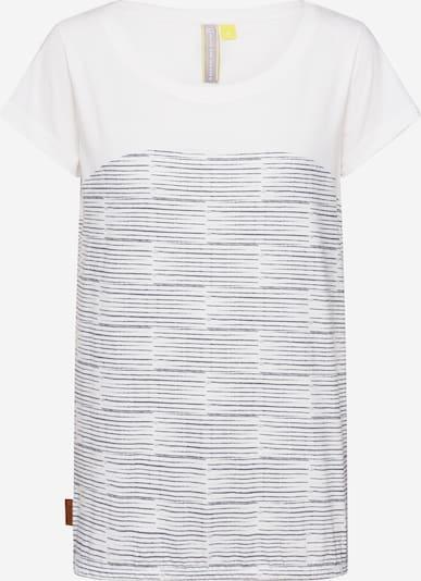 Alife and Kickin Shirt 'Clarice' in grau / weiß, Produktansicht