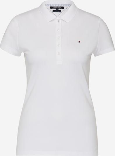 TOMMY HILFIGER Shirt 'Chiara' in de kleur Wit, Productweergave