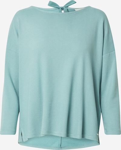 TOM TAILOR DENIM Shirt in aqua, Produktansicht