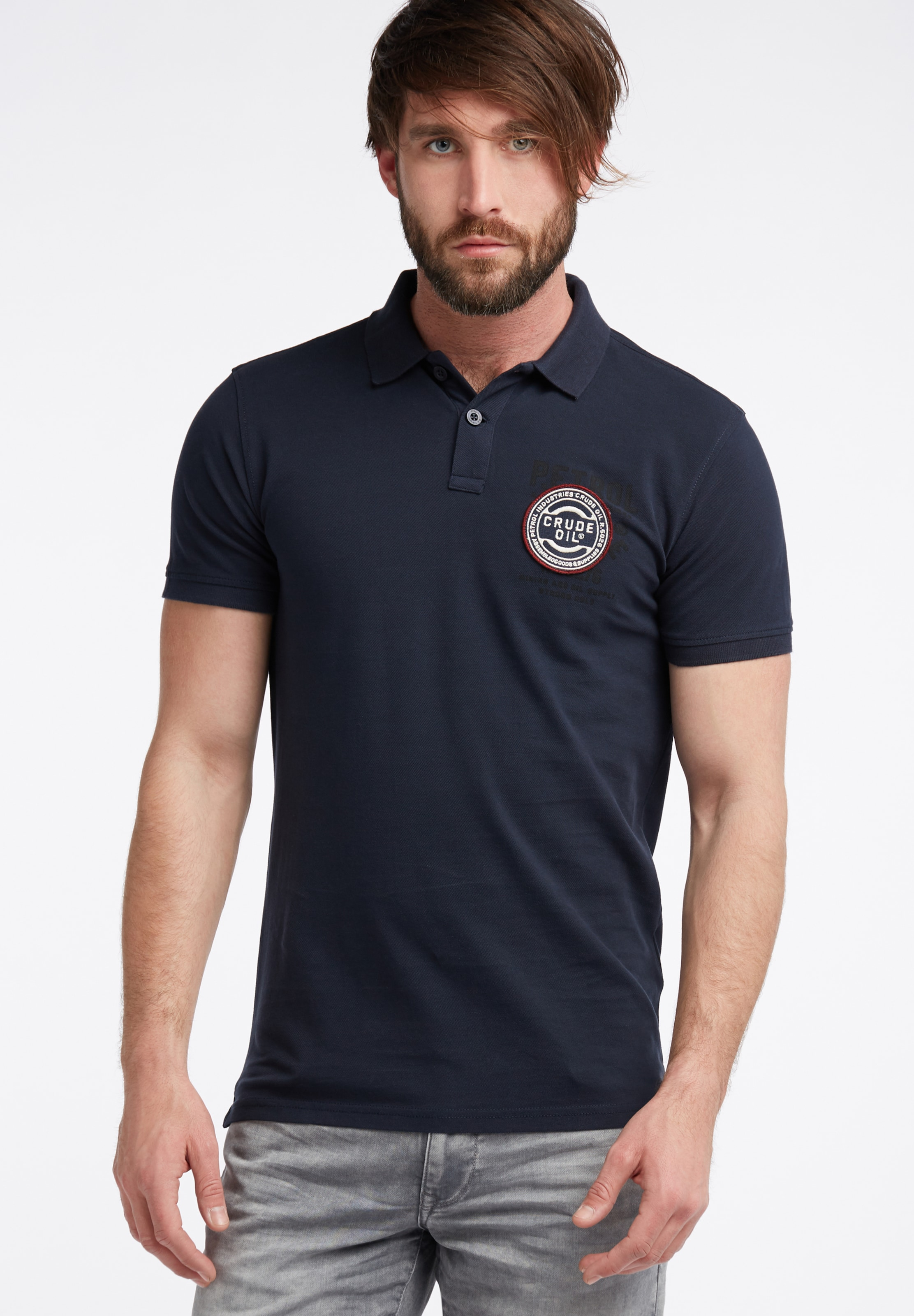 Petrol Bleu Industries Marine T shirt En 0wON8kXZnP