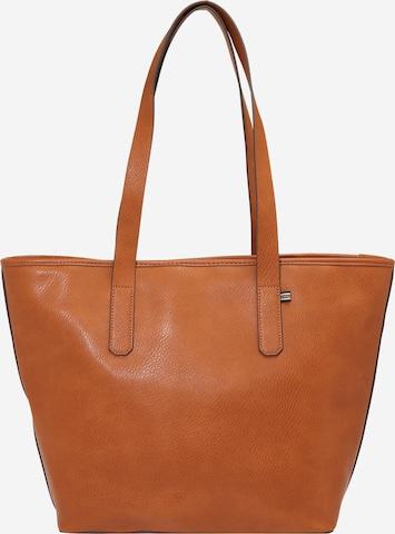 ESPRIT Torba shopper w kolorze brązowy