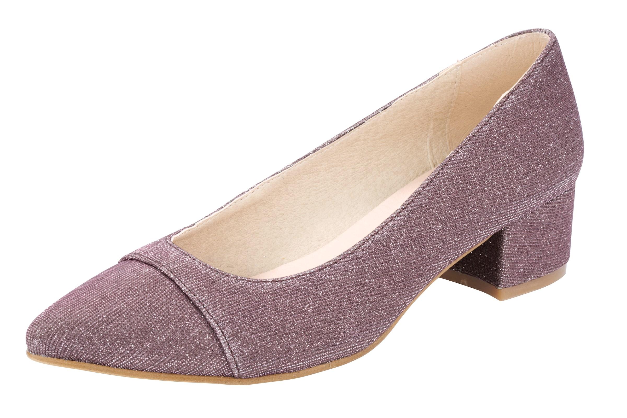 Haltbare Mode billige Schuhe heine   Pumps Schuhe Gut getragene Schuhe