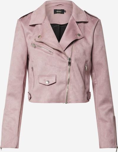 Geacă de primăvară-toamnă 'ONLSHERRY CROP BONDED BIKER CC' ONLY pe roz vechi, Vizualizare produs