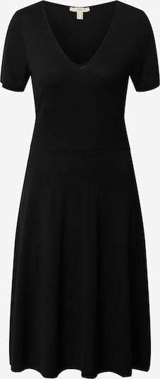 ESPRIT Kleid 'Dresses knitted mini' in schwarz, Produktansicht