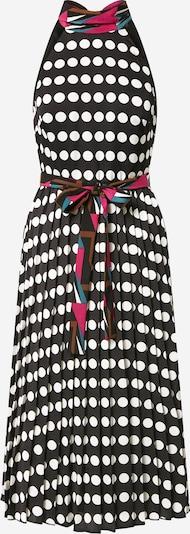 Forever Unique Kleid in blau / fuchsia / schwarz / weiß, Produktansicht
