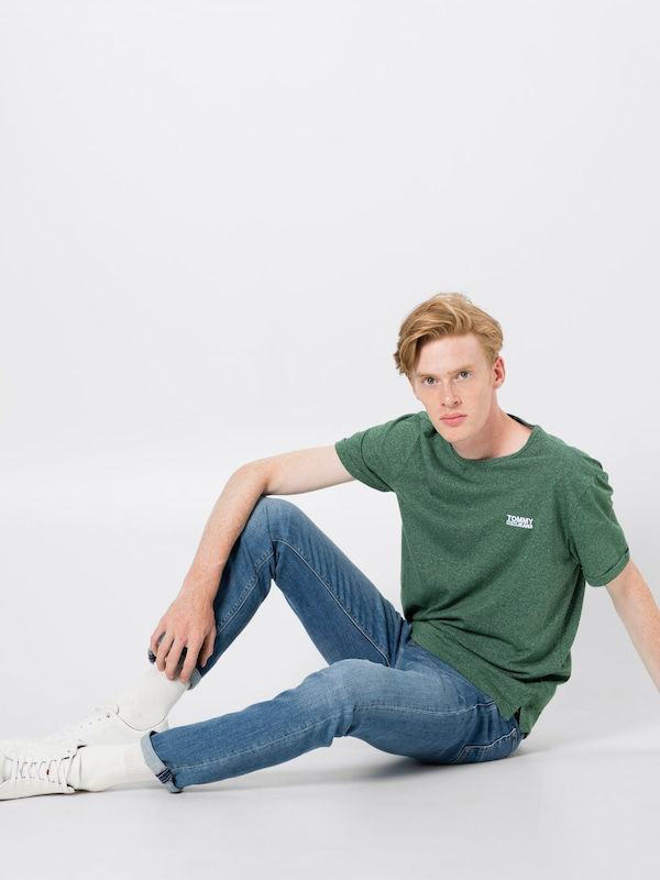 Tommy shirt Jeans Tommy Jeans Grn T shirt T 886fzB