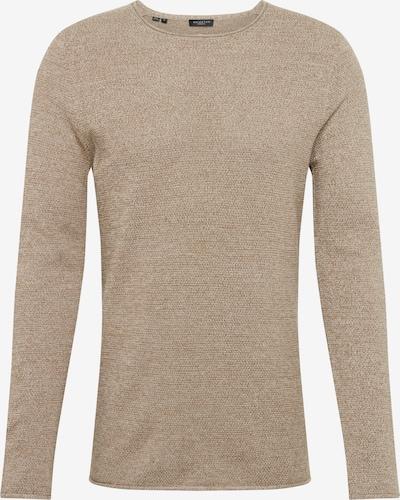 SELECTED HOMME Sweter w kolorze beżowym: Widok z przodu