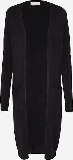 VILA Gebreid vest 'Ril' in de kleur Zwart, Productweergave