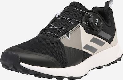 ADIDAS PERFORMANCE Laufschuh 'TERREX TWO BOA' in grau / schwarz / weiß, Produktansicht