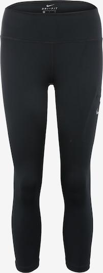 NIKE Leggings in grau / schwarz, Produktansicht