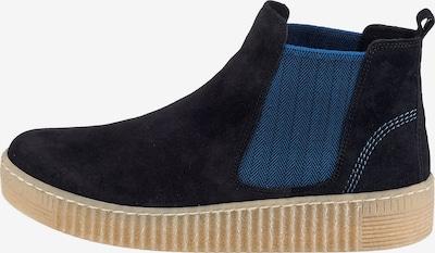 GABOR Chelsea Boots in blau, Produktansicht