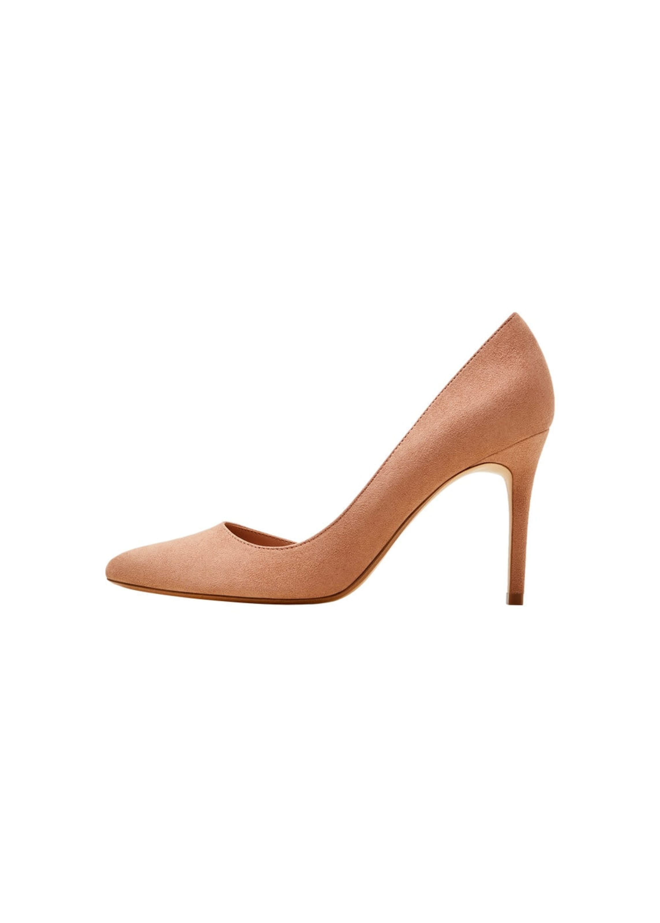 Schuh Schuh In 'audrey' In Rosé Rosé Mango Mango 'audrey' Mango CoeBdx