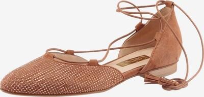 GABOR Ballerina in cognac, Produktansicht