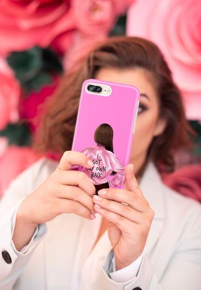 Antwerp Avenue Protection pour smartphone en mélange de couleurs / rose: Vue de face