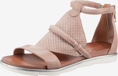 JOLANA & FENENA Sandale in pastellpink, Produktansicht