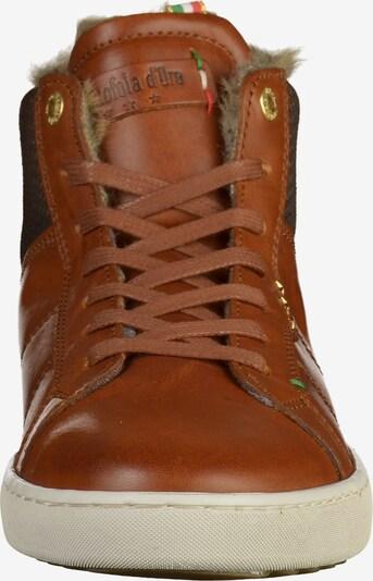 PANTOFOLA DORO Sneaker in navy / braun / dunkelgrau / weiß L6l4ULlm