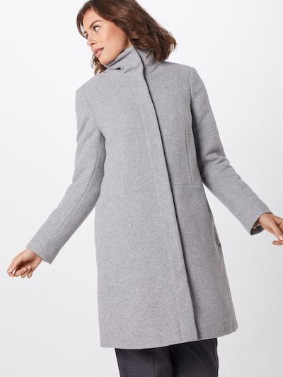SET Płaszcz przejściowy w kolorze szarym, Podgląd na modelu(-ce)