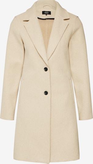 Palton de primăvară-toamnă ONLY pe maro cămilă: Privire frontală