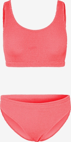 CHIEMSEE Sports Bikini in Pink