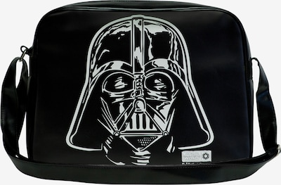 LOGOSHIRT Crossbody Bag 'Darth Vader - Krieg der Sterne' in Black / White, Item view