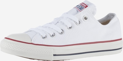 CONVERSE Baskets basses 'Chuck Taylor As Core Ox' en blanc, Vue avec produit