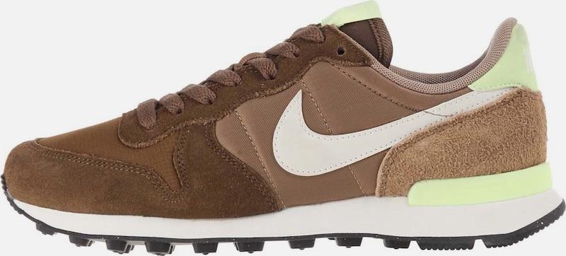 Nike Sportswear 'Internationalist' Turnschuhe Leder, Textil Verkaufen Sie saisonale Aktionen
