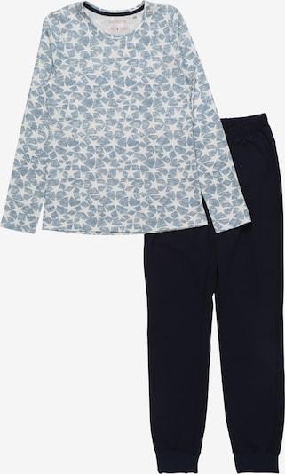 Pijamale SANETTA pe albastru închis, Vizualizare produs