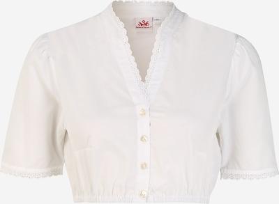 SPIETH & WENSKY Dirndlbluse 'Geldora' in weiß, Produktansicht