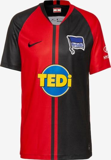 NIKE Trikot 'Hertha BSC 19/20 Auswärts' in rot / schwarz, Produktansicht
