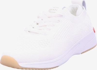 GANT Sneaker in rot / offwhite, Produktansicht