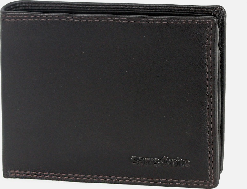 Samsonite Attack Slg Small Wallet Leather 10 Cm