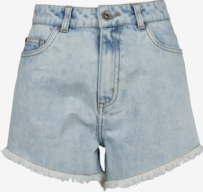 Urban Classics Hotpants in blue denim, Produktansicht