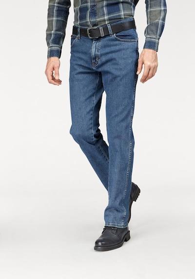 WRANGLER Jeans 'Texas Stretch' in blau, Modelansicht