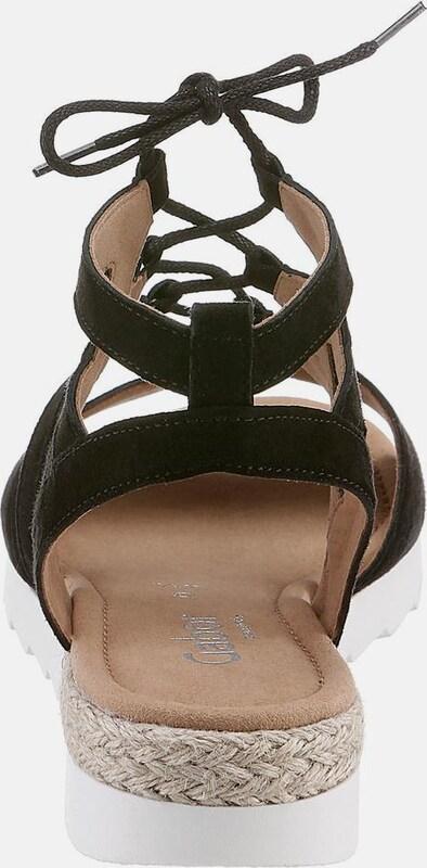 GABOR Riemchensandale Verschleißfeste billige Schuhe Hohe Qualität