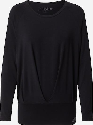 CURARE Yogawear Tehnička sportska majica u crna, Pregled proizvoda