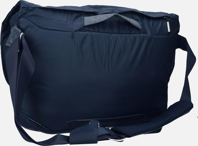 JACK WOLFSKIN 'Daypacks & Bags Wool Tech Messenger 'Tasche 33 cm