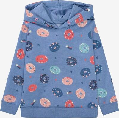STACCATO Sweatshirt in taubenblau / mischfarben, Produktansicht