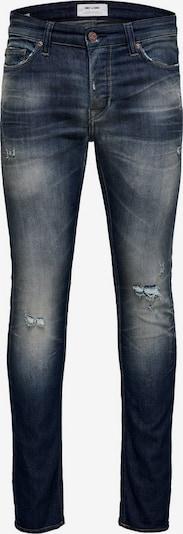 Only & Sons Jeans 'Loom' in de kleur Donkerblauw: Vooraanzicht