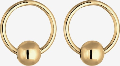 ELLI Boucles d'oreilles en or: Vue de face