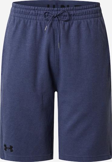 UNDER ARMOUR Sportovní kalhoty 'DOUBLE KNIT SHORTS' - modrá, Produkt