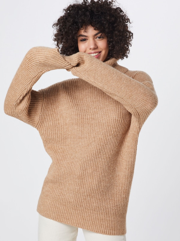 NEW LOOK Pullover in camel, Modelansicht