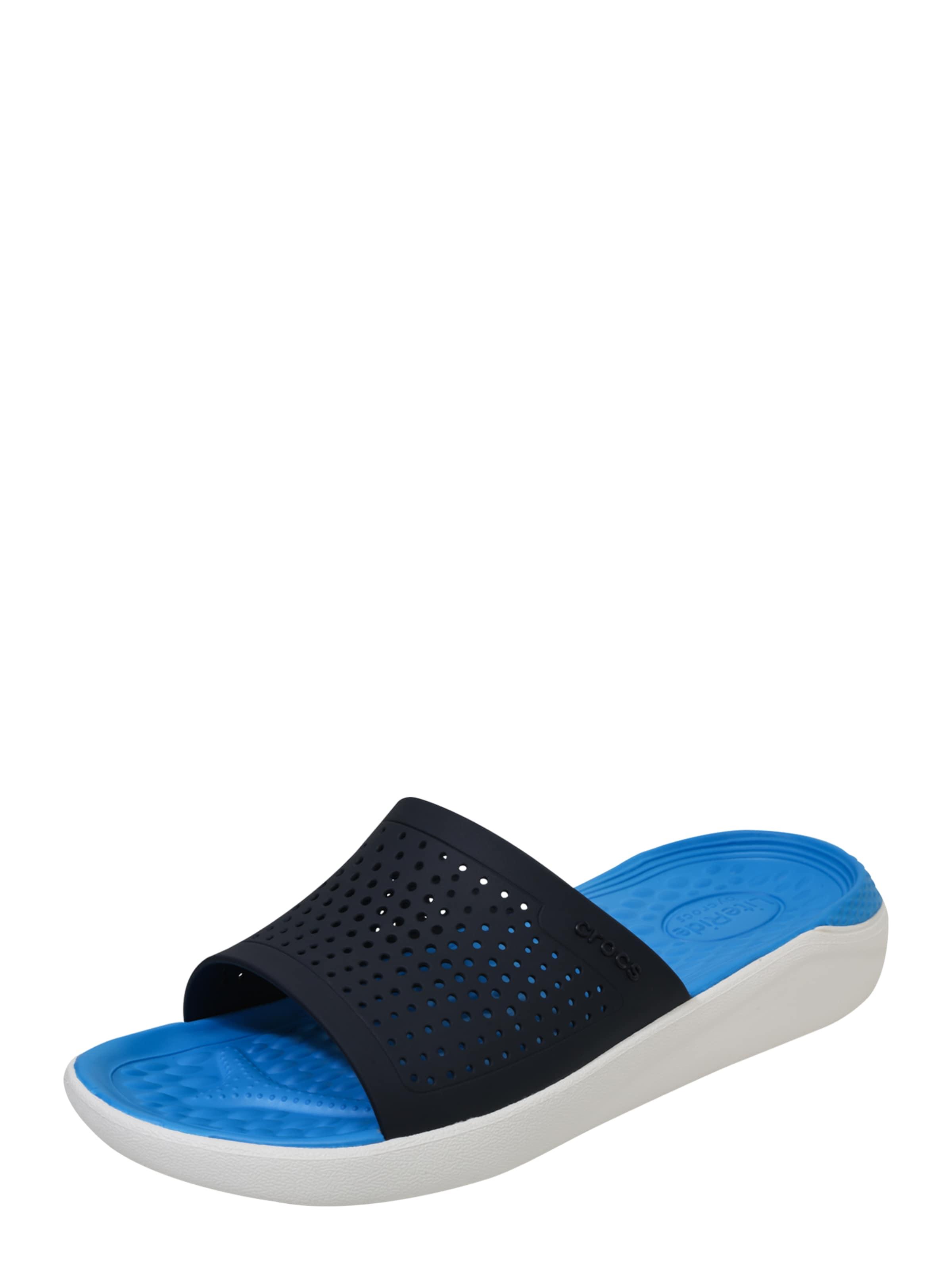 Haltbare Mode billige Schuhe Crocs   Pantoletten 'Lite Ride' Schuhe Gut getragene Schuhe